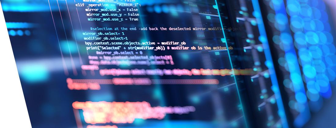 Anaxco IT Infrastruktur Teaserbild Code IT-Manegement Netzwerktechnik Peripherie Hardware Service Updates Recovery Backup Cloud-Lösungen