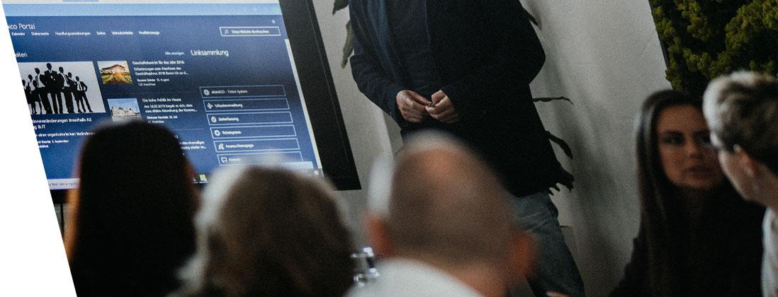 Anaxco Philosphie Teaserbild Besprechung IT-Services IT-Lösungen IT-Experten Cloud Digitalisierung Speditionssoftware TMS Datensicherheit Server