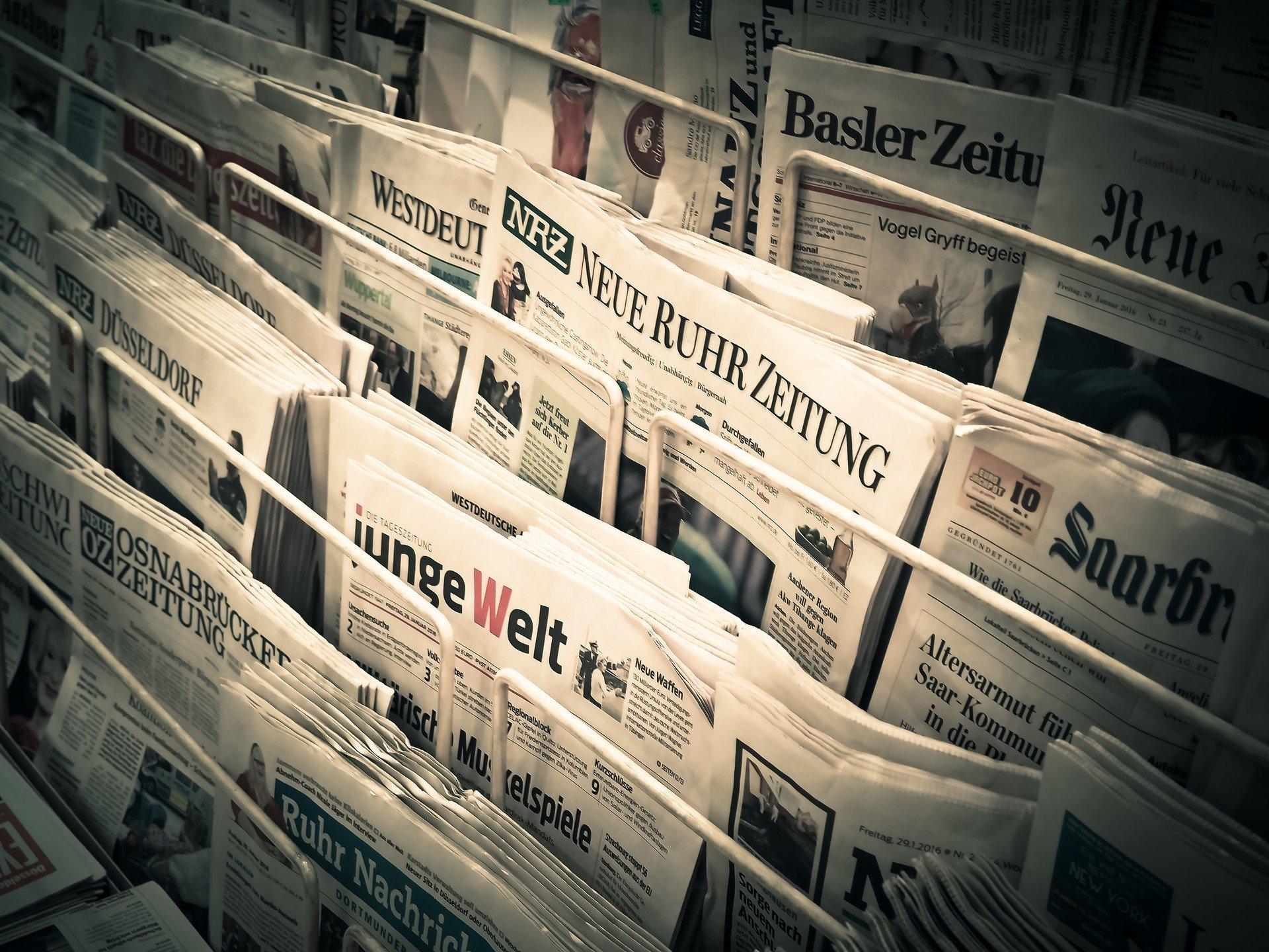 Anaxco Blog Beitrag Bild Zeitung IT-Servies IT-Lösungen IT-Experten Logistik-IT TMS Cloud Datensicherheit