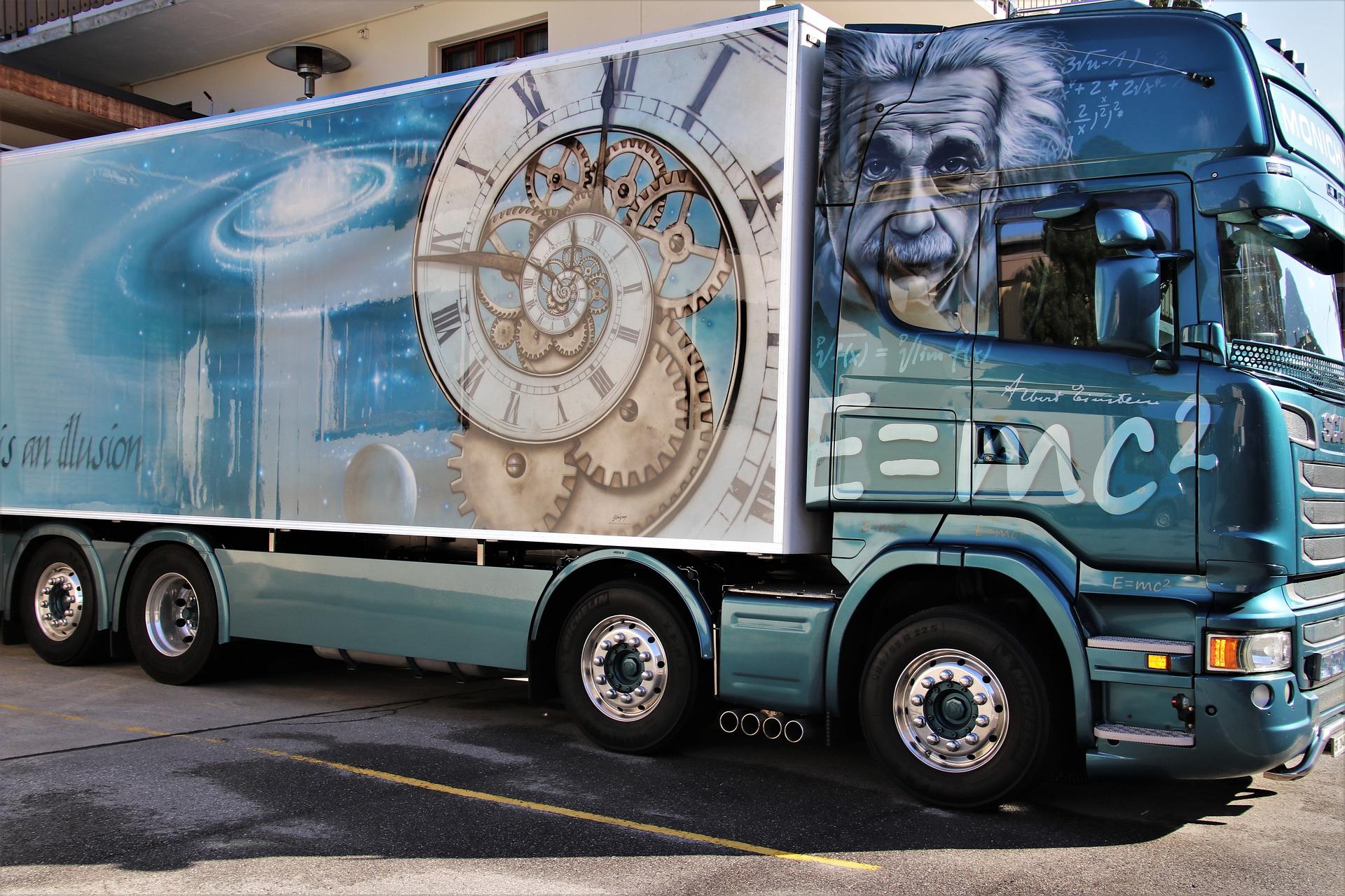 Anaxco Blog Beitrag Bild LKW Speditionssoftware Logistik-IT Transport-Manegement-System Cloud Tourenplanung Spedition